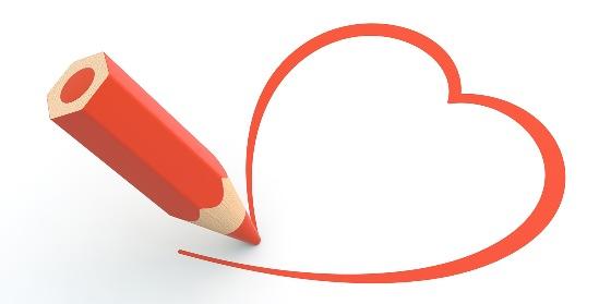 聽過一首歌: 愛都是開始的很美麗, 結束的沒道理, 想想是很可惜…… 愛本是美好的,